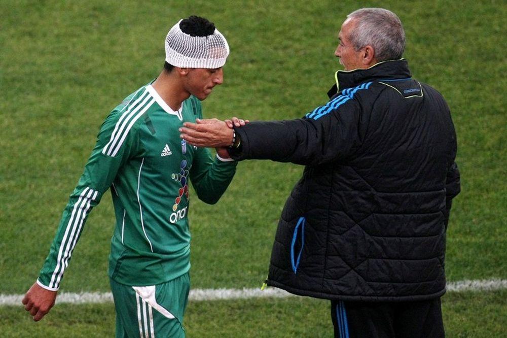 Ζέκα: «Μεγάλος προπονητής ο Φερέιρα»