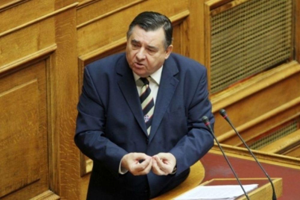 Γ.Καρατζαφέρης: «Δεν θα μετέχω στο νέο κυβερνητικό σχήμα»