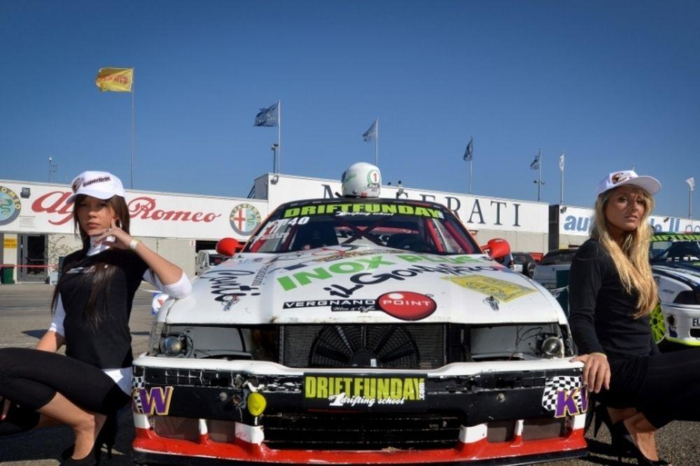 Ιταλικό πρωτάθλημα Drift