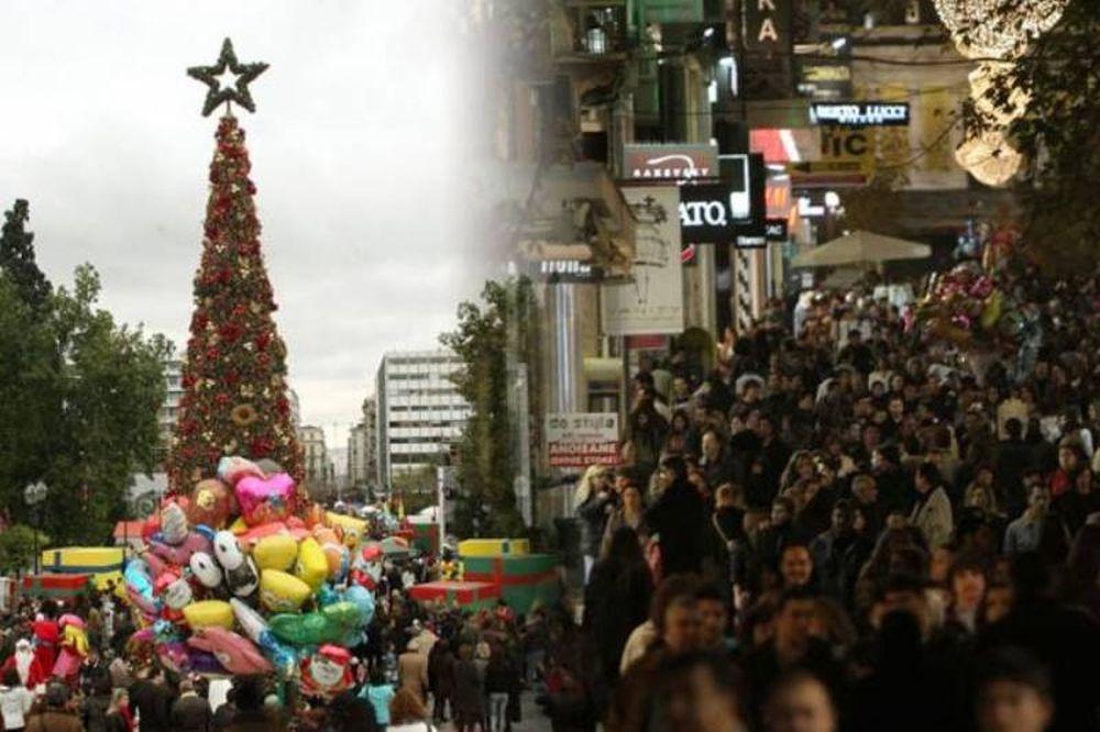 «Μαύρα Χριστούγεννα» στη σκιά του Μνημονίου