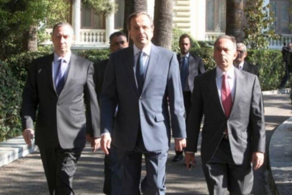 Σαμαράς: «Υπάρχει εθνική αξιοπρέπεια»