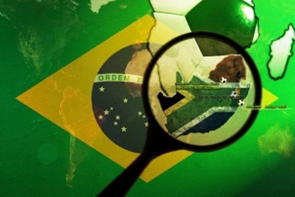 Ανήσυχη η FIFA για το Μουντιάλ της Βραζιλίας