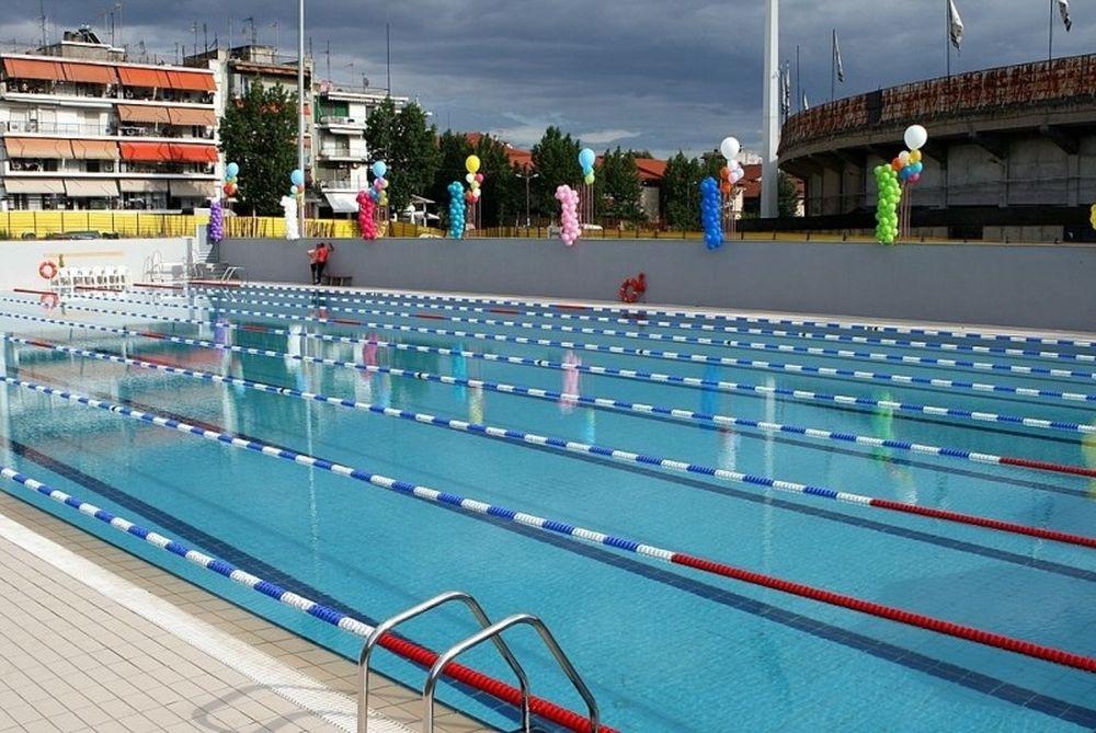 Κλείνει για 4 μήνες το κολυμβητήριο Τούμπας