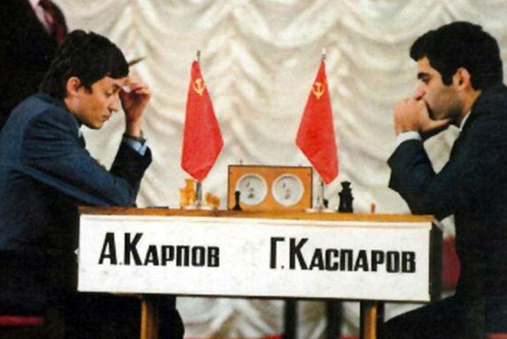 Κασπάροφ: Ο 22χρονος «βασιλιάς» της σκακιέρας (photos+videos)