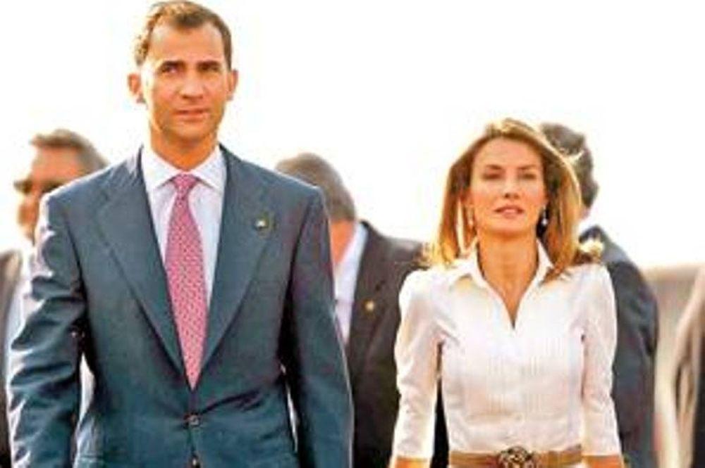 Κρίση στο γάμο του πρίγκιπα Φιλίππου και της Λετίθια!