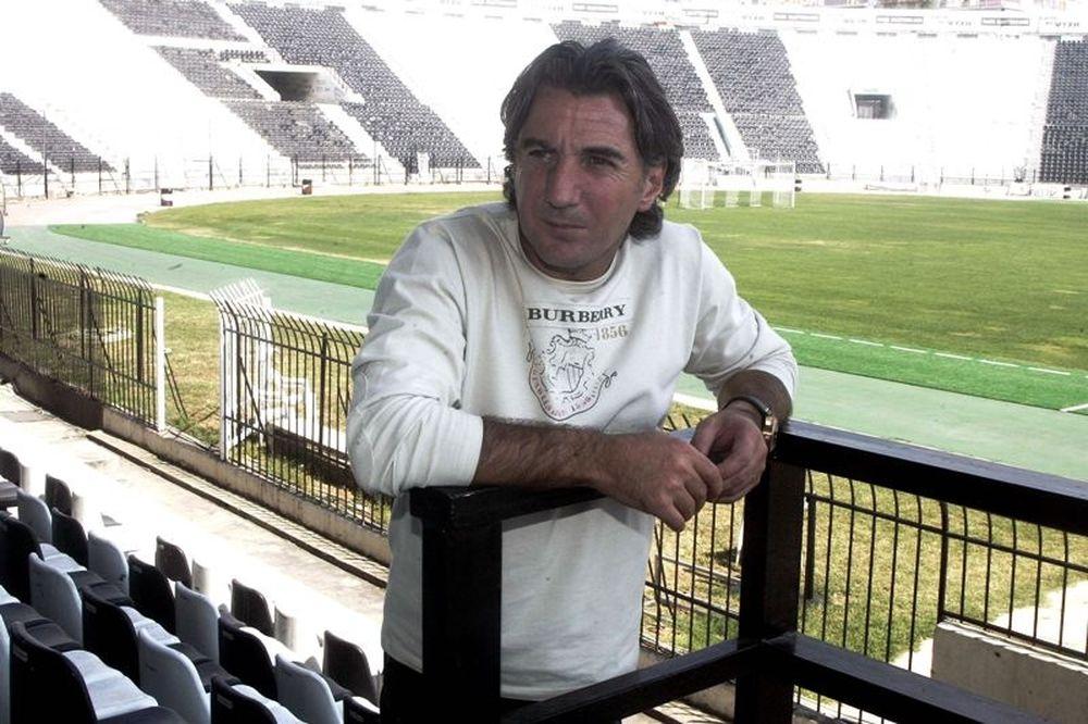 Μπορμπόκης: «Ο ΠΑΟΚ θέλει στήριξη»