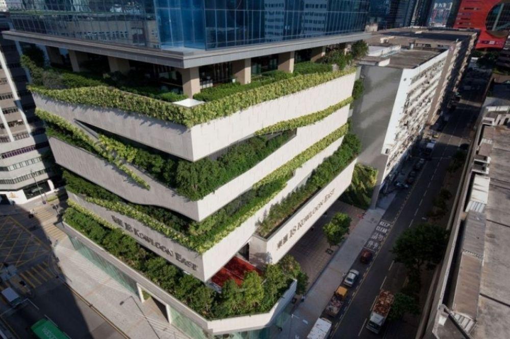 Οικολογικός ουρανοξύστης
