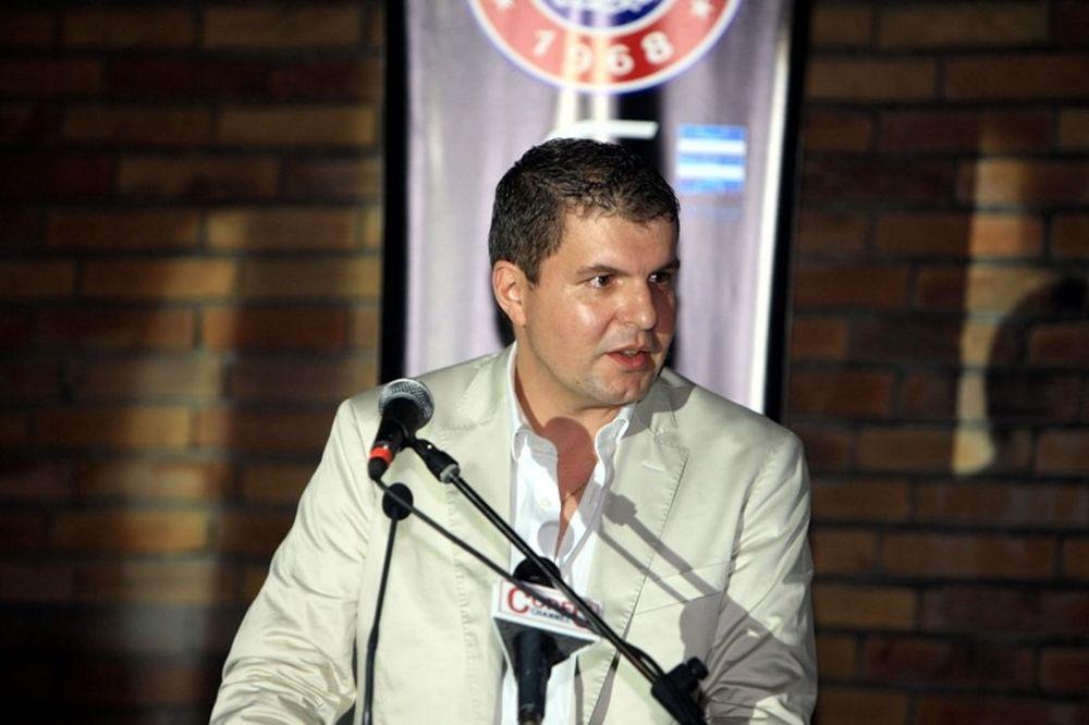 Λυράκης: «Σύντομα θα έχουμε νέο προπονητή»