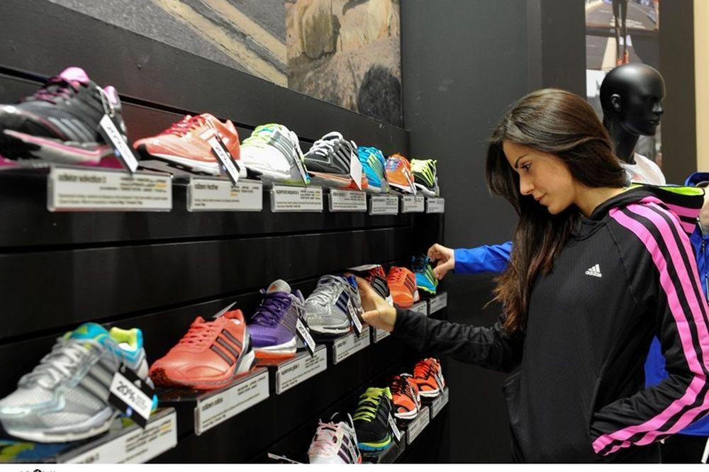 Η Adidas υποδέχεται τον μαραθώνιο