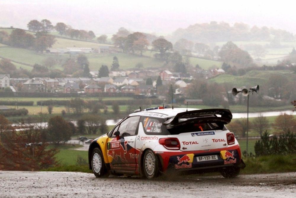 WRC Βρετανία: Πρώτος ο Λεμπ με βραχεία κεφαλή.
