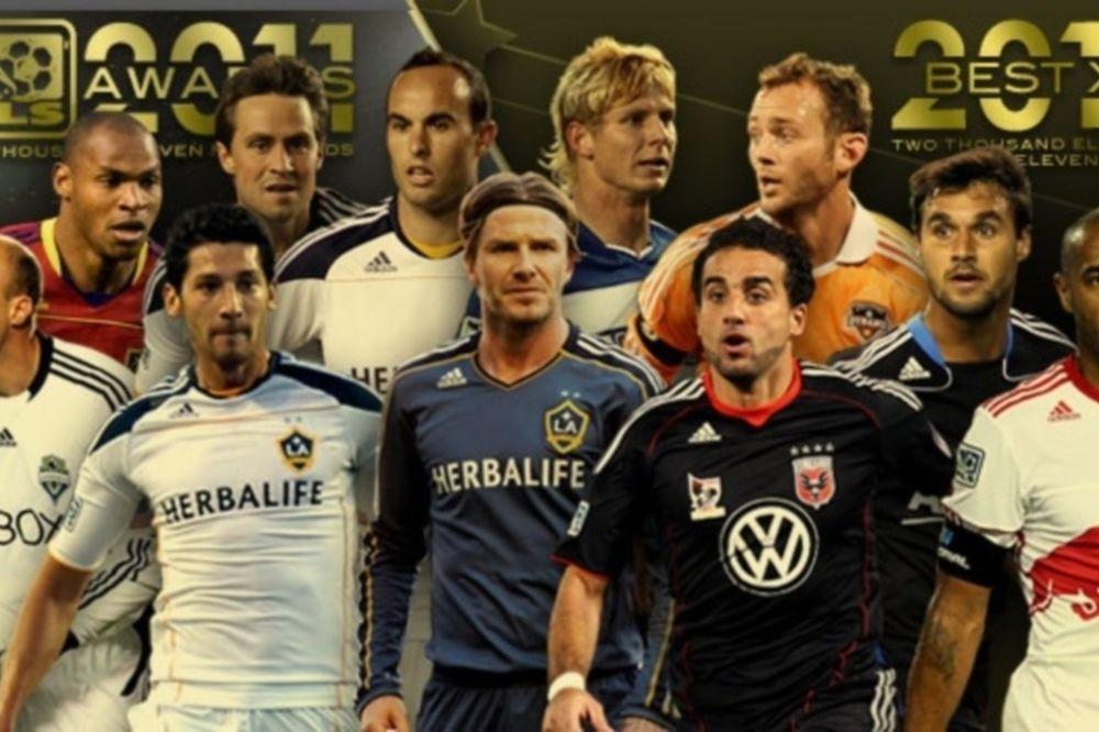 Με Μπέκαμ και Ανρί οι καλύτεροι του MLS