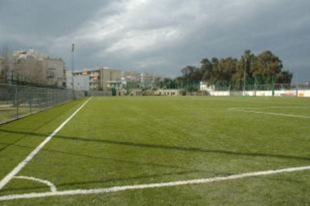 Έτοιμο το γήπεδο του Ρέντη