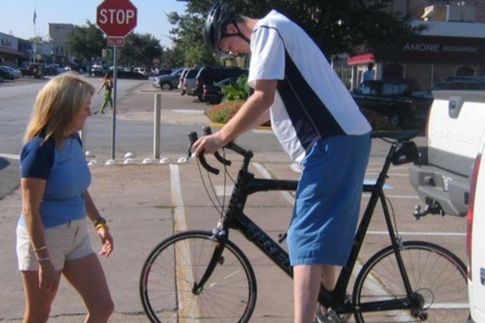 Εντοπίστηκε το «ποδήλατο» του Μπράντλεϊ