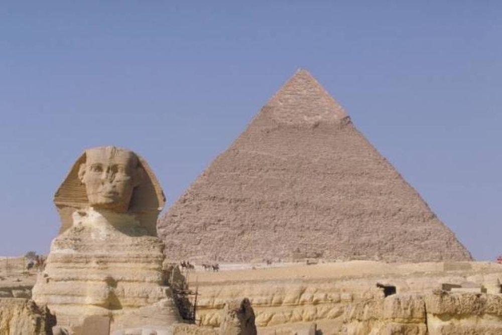 Κλειστή η πυραμίδα του Χέοπα λόγω... 11/11/11
