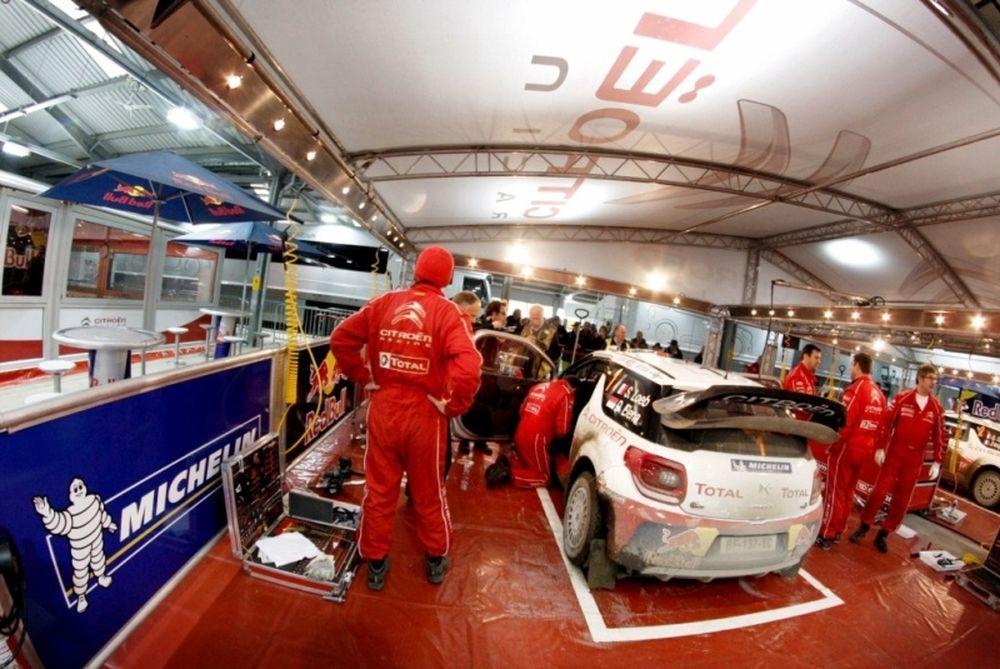 WRC:Πρωτιά Λεμπ στο ράλι Βρετανίας