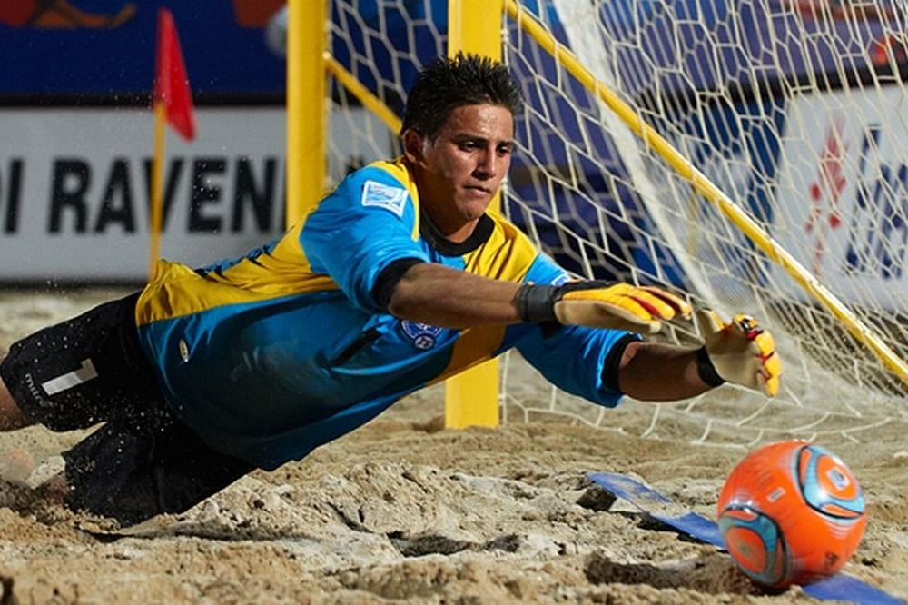 Beach Soccer και στο Ελ Σαλβαδόρ!