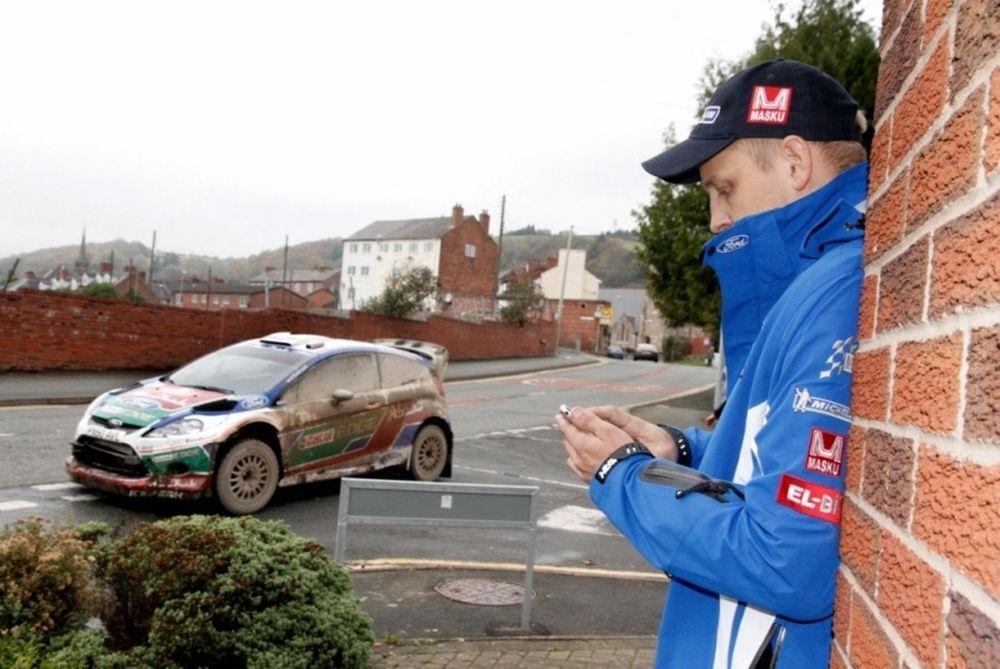 WRC Ράλι Βρετανίας: Ο Λεμπ πρωταθλητής 2011