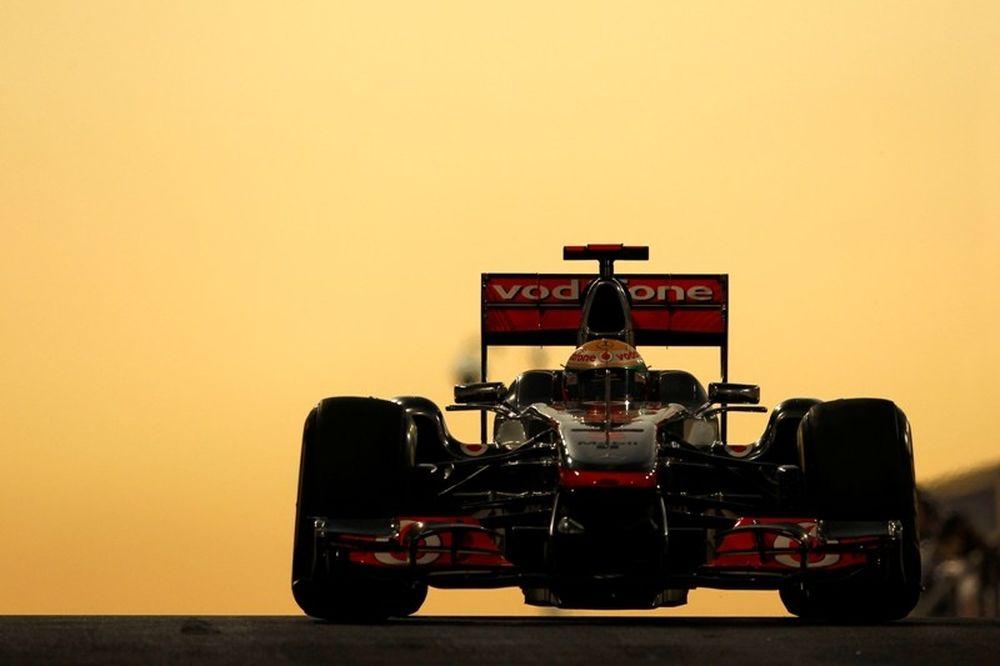 F1 Άμπου Ντάμπι: Tαχύτερες oι McLaren