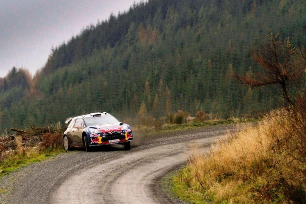 WRC Βρετανία: Τερματισμός πριν την εκκίνηση