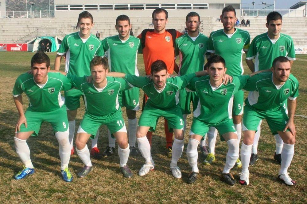Εκτός Κυπέλλου ΕΠΣΜ ο Μακεδονικός