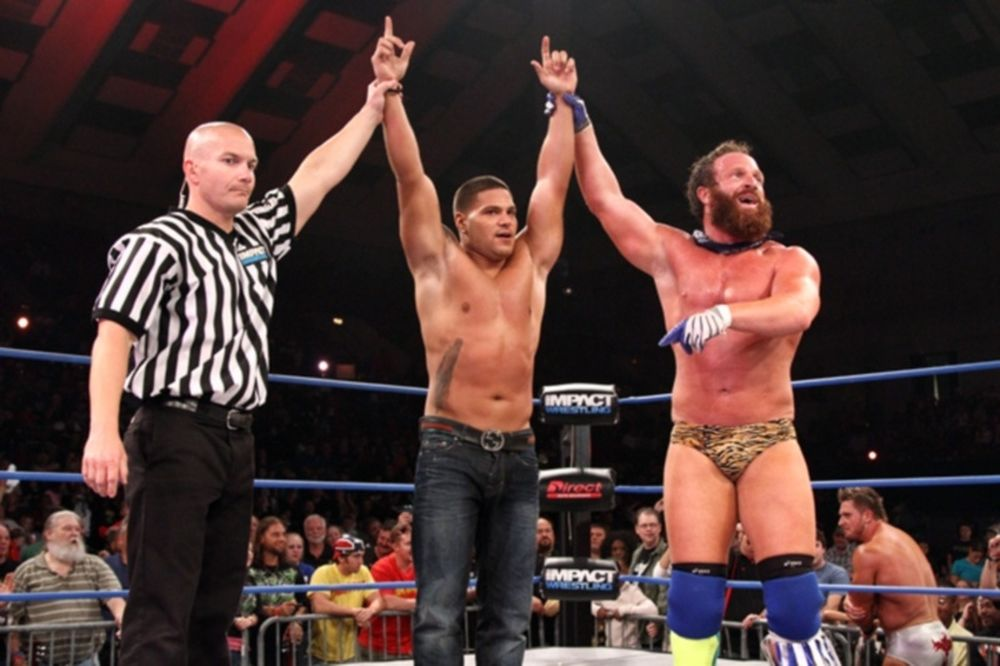 Πρώτος διεκδικητής ο AJ Styles