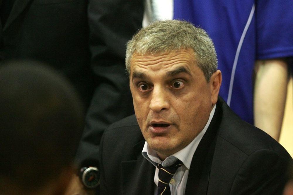 Πεδουλάκης: «Κέρδος το ματς με Ολυμπιακό»