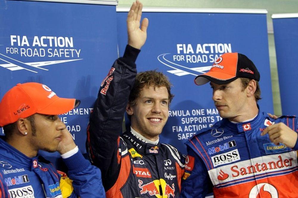 F1 Άμπου Ντάμπι: Συνέντευξη  Κατατακτηρίων Δοκιμών