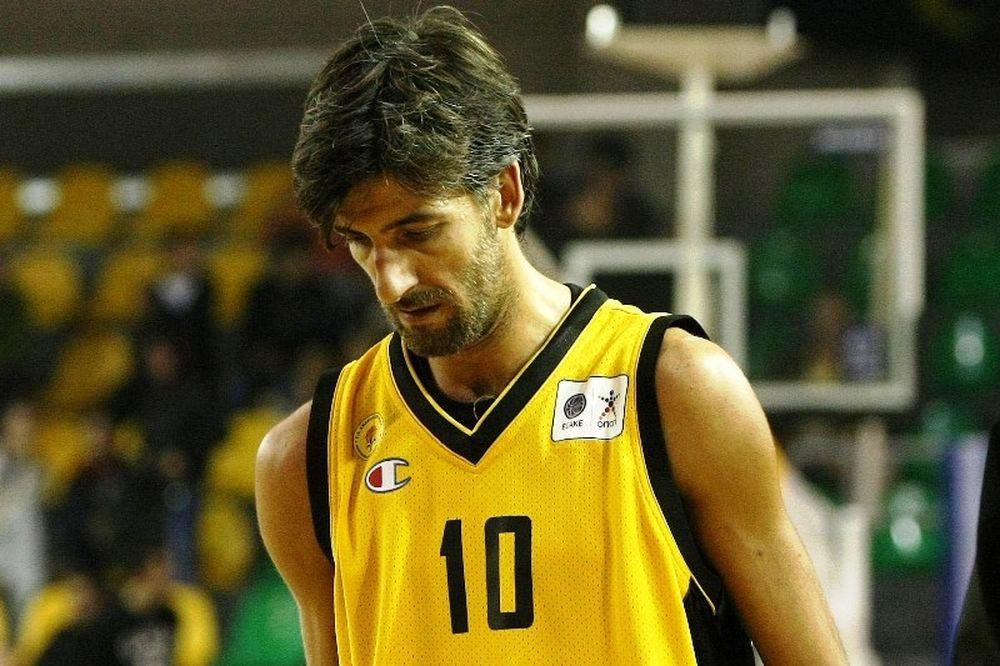 Γκαγκαλούδης: «Μα στέρησαν τη νίκη!»