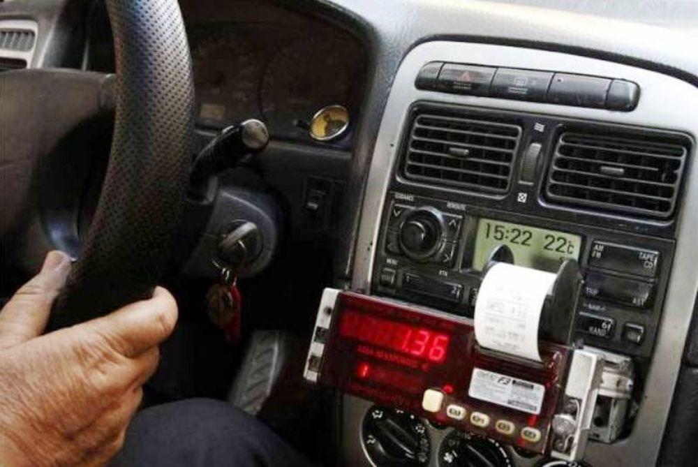 Συνελήφθη για «πειραγμένο» ταξίμετρο