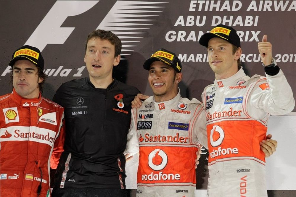 F1 Άμπου Ντάμπι: Η τύχη διάλεξε Χάμιλτον