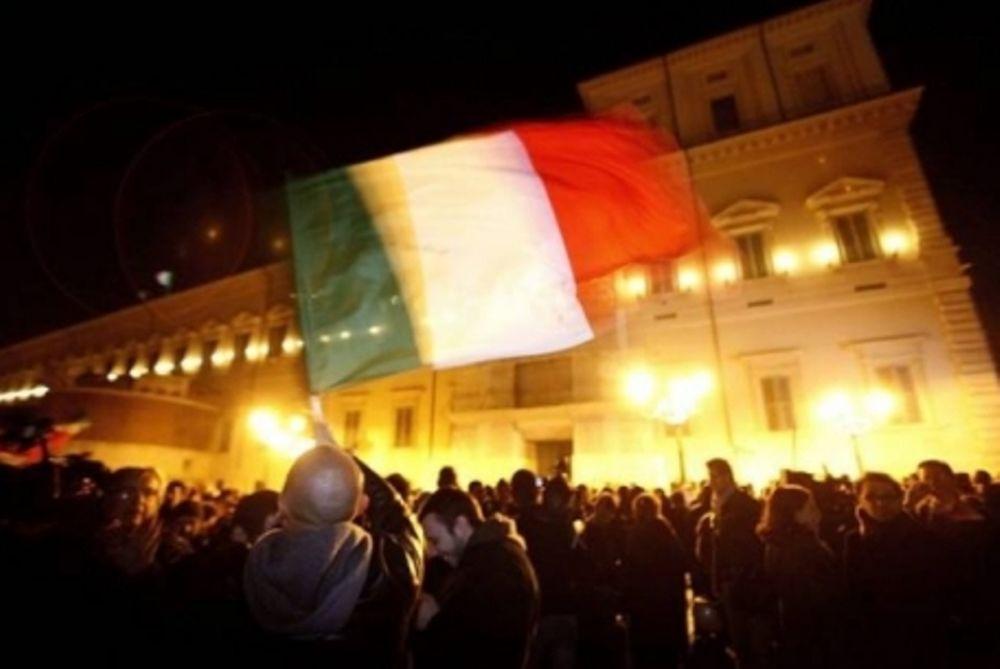 Η επόμενη μέρα στην Ιταλία