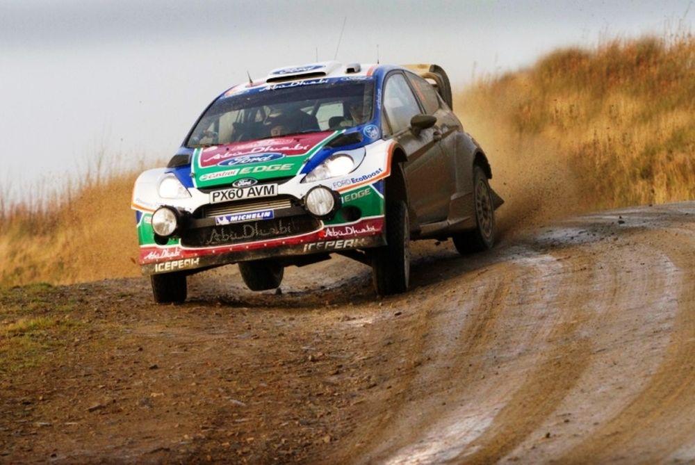 WRC Βρετανία: Νικητής ο Λάτβαλα
