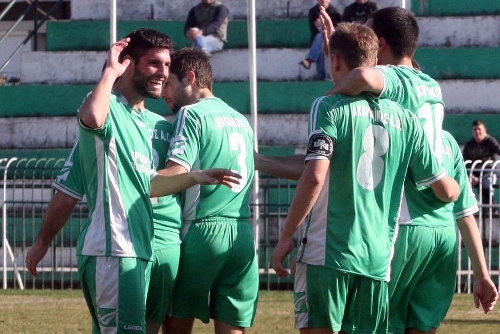 Αχαρναϊκός-Αίας Σαλαμίνας 3-0