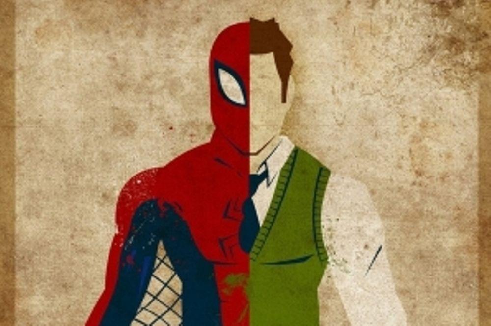 Οι σούπερ-ήρωες και τα alter ego τους