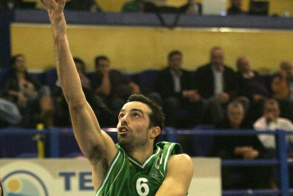 MVP ο Χαραλαμπίδης