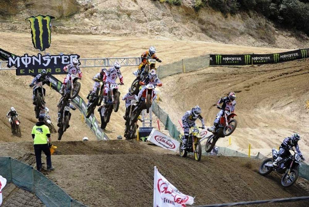 Παγκόσμιο πρωτάθλημα Motocross 2012