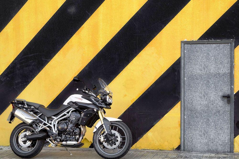Ανάκληση μοτοσικλετών Triumph