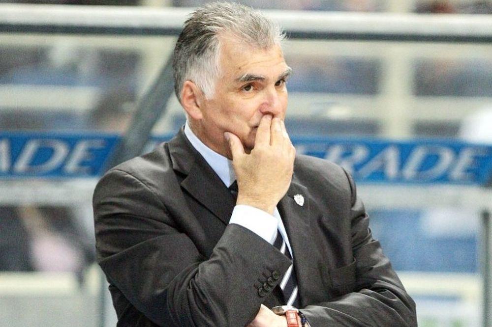 Μαρκόπουλος: «Δύσκολο το ματς με τη Ρίγα»