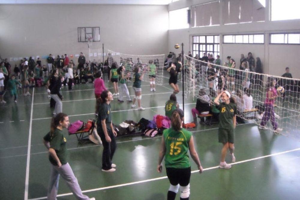 Με 120 παιδιά το τουρνουά της Ευρυάλης