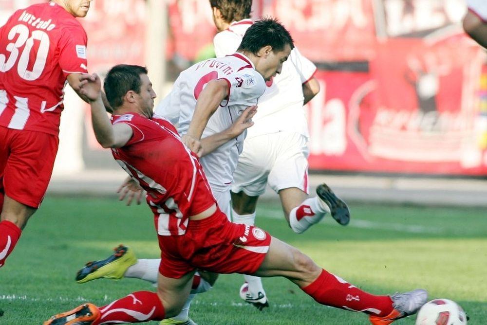 Δύο γκολ ο Βρούτσινα στο φιλικό του Πανσερραϊκού