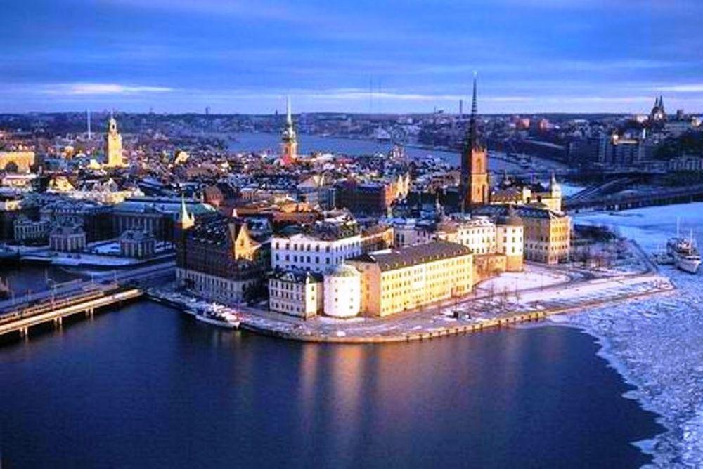 Γιορτάζει τα 100 της χρόνια η Στοκχόλμη!