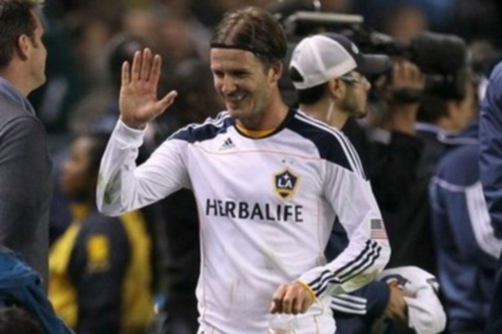 Βραβείο του MLS για Μπέκαμ