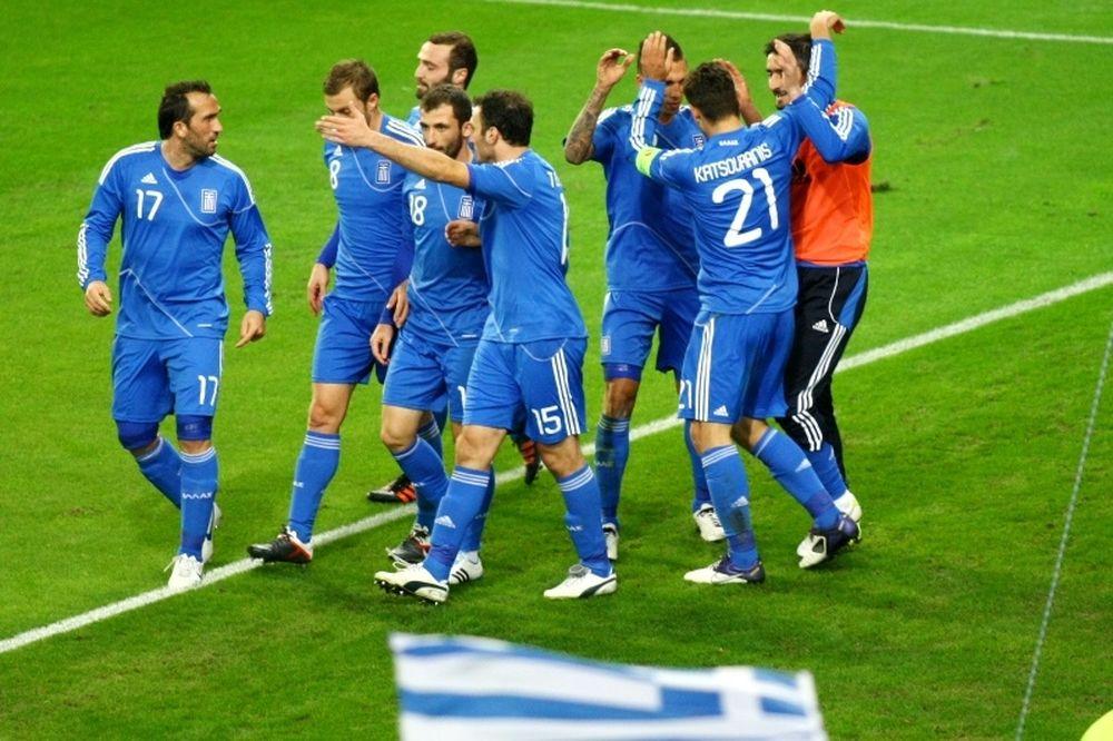 Γκολ στο φιλικό της Εθνικής μας
