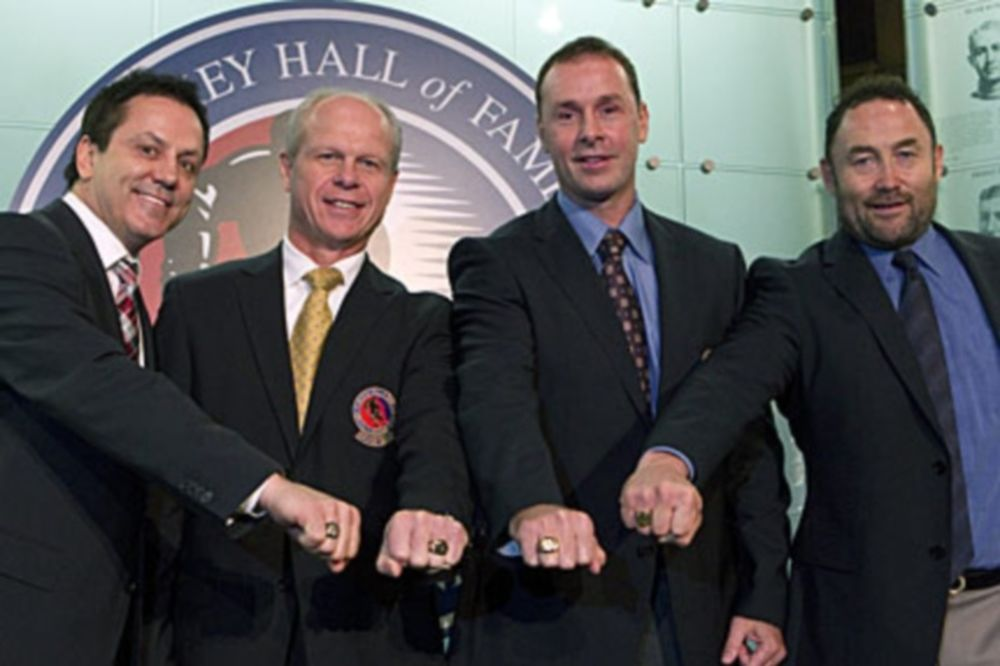 Πήραν τα δαχτυλίδια του Hall of Fame