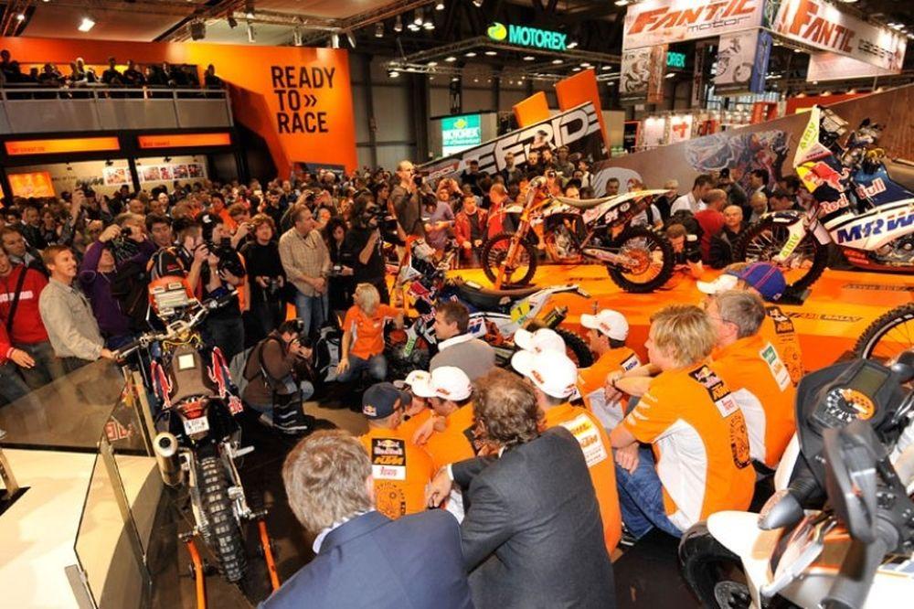 KTM Mania 2011:Στο Λουτράκι