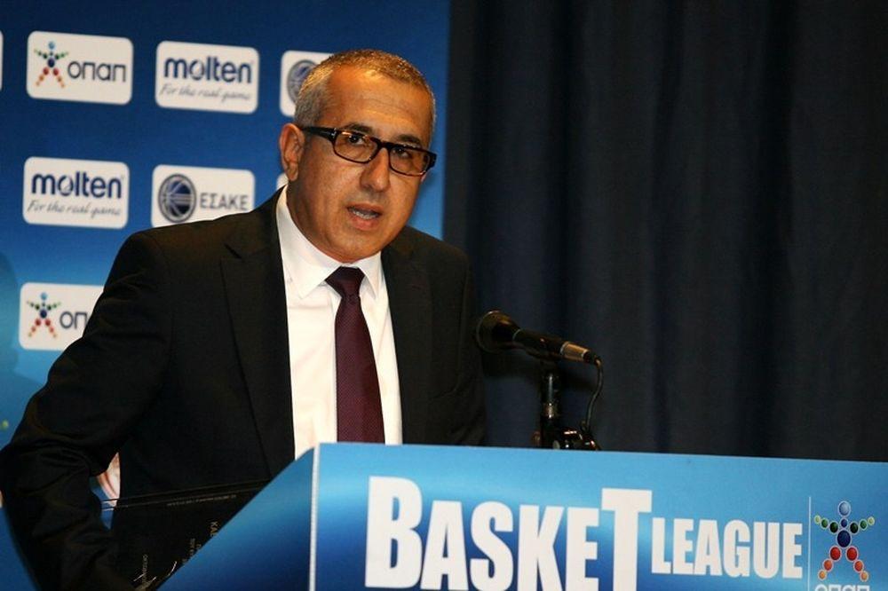Σταυρόπουλος: «Θα φύγουμε από το ΟΑΚΑ»!