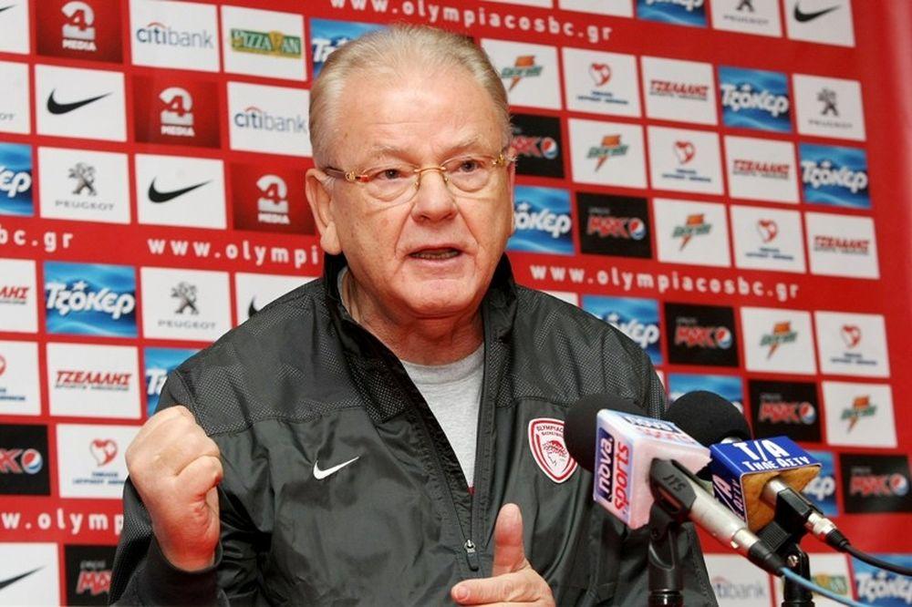 Ίβκοβιτς: «Να έχουμε τον έλεγχο»