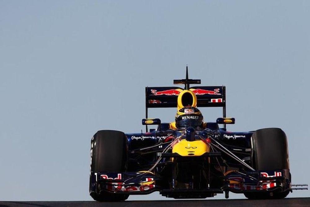 F1 Δοκιμές: Άμπου Ντάμπι