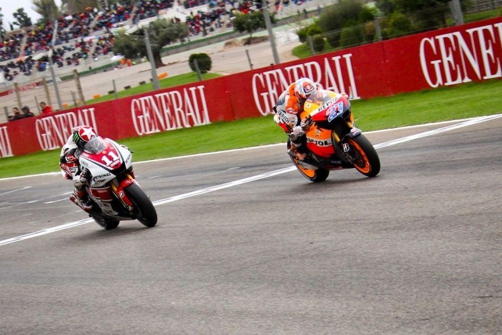 MotoGP: Η τάξη του 2012