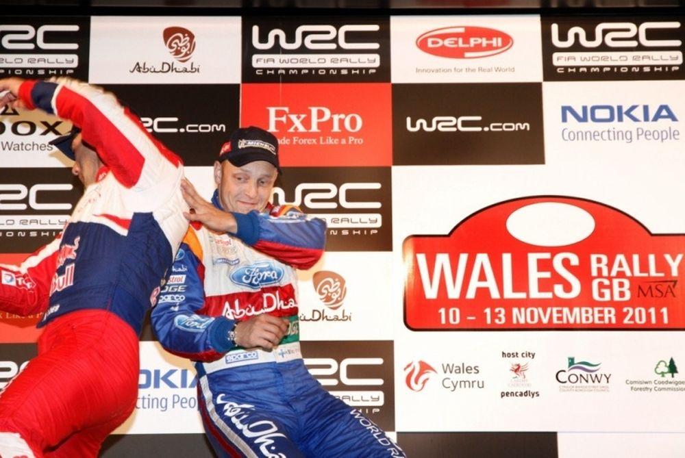 WRC: Ο Χίρβονεν στη Citroen